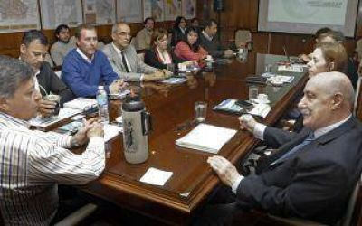 Peppo firmó convenios con el CFI para un desarrollo sustentable del Chaco
