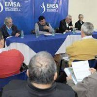 Mientras no hay informaci�n sobre la auditoria, Sergio Ferreyra fue ratificado como presidente de EMSA
