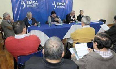Mientras no hay información sobre la auditoria, Sergio Ferreyra fue ratificado como presidente de EMSA