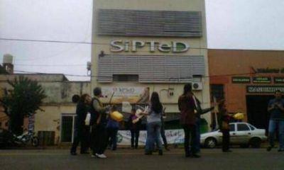 Por reclamos salariales, trabajadores del Sipted van a un paro de 48 horas desde el jueves