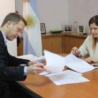 Benmaor firm� con la Naci�n el convenio para los espacios de �Primera Infancia� en Misiones