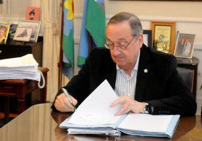 El Municipio inici� el proceso de licitaci�n para llevar los servicios al nuevo predio de viviendas de Procrear