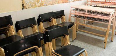 El paro docente tuvo un 70% de adhesi�n en la ciudad
