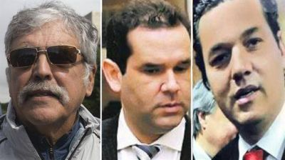 De Vido, Olazagasti y Levy viajaron varias veces juntos a Caracas