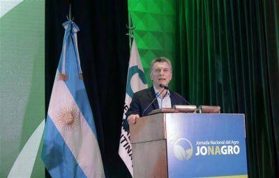 Admitió Macri la crisis frutícola y prometió acciones