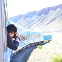 El recorrido corto del Tren a las Nubes deja millonarias ganancias al interior