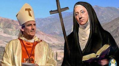 Mons. Canecín invitó a rezarle a Mama Antula