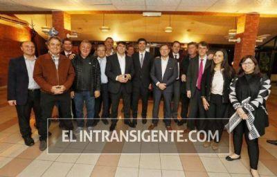 Reforma política: Juan Manuel Urtubey encabezó una reunión clave con el Bloque de Diputados del PJ
