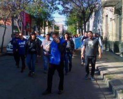 El paro docente tuvo una adhesión contundente en La Rioja: 90%