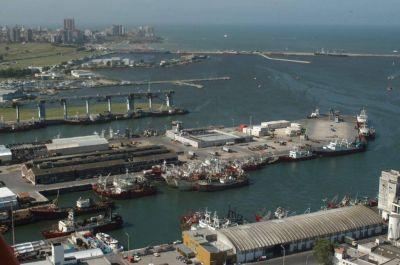 El dragado del puerto podría comenzar en noviembre