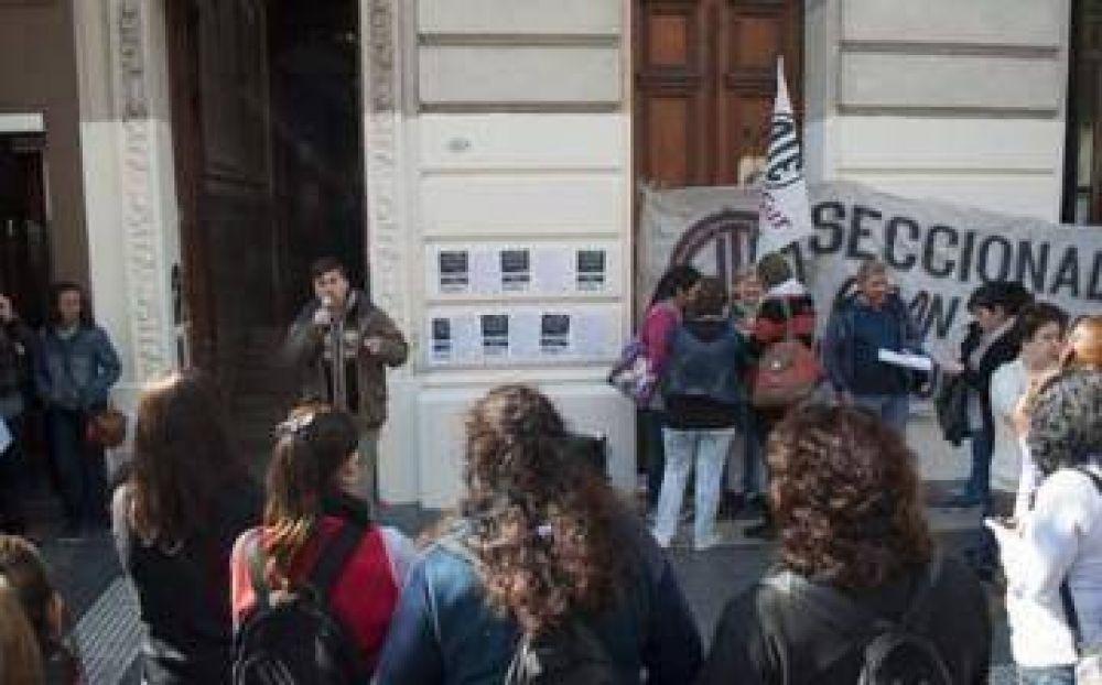"""ATE Sur anunció """"movilización masiva"""" para el 8 de septiembre a Plaza Grigera"""
