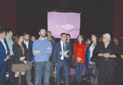 Paredes Urquiza presentó ambicioso plan de obras