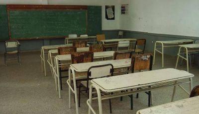 Importante acatamiento al paro nacional docente en la provincia