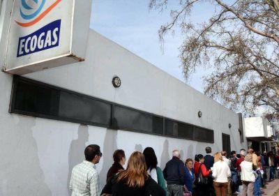 Gas: nuevas facturas podrían superar el tope local del 80%