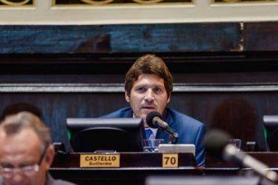 Castello respald� al Juez L�pez y carg� contra �Justicia Leg�tima�