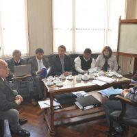 Gobierno recibi� a delegados de Upcn