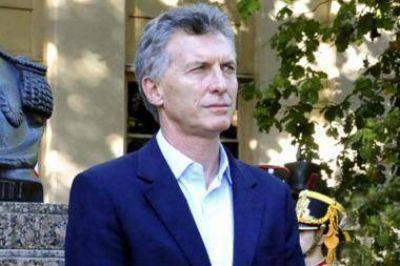Macri expresó sus condolencias al primer ministro de Italia