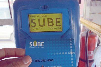 Desde septiembre solo se podr� utilizar la tarjeta SUBE