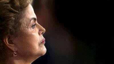 Comienza el juicio político a Dilma Rousseff en el Senado de Brasil: de qué se la acusa