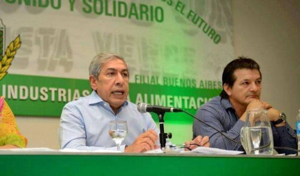 """Rodolfo Daer pidió al gobierno un """"cambio de rumbo"""" hacia un """"país industrial"""""""