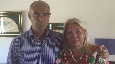 Elisa Carri� se reuni� con G�mez Centuri�n y asegur� que es un hombre