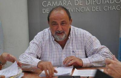Luis Obeid propone limitar las reelecciones en el Chaco