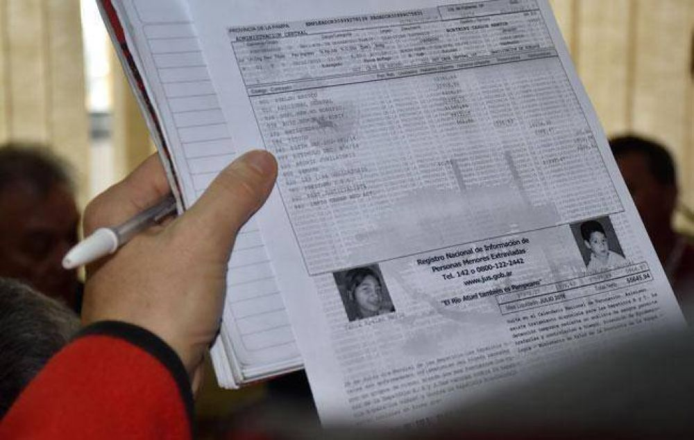 ATE dice que le aumentaron un 78% a los funcionarios y Franco que