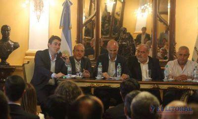 El ministro Dietrich ratificó inversiones por $17.300 millones para Corrientes