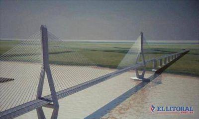 Desde Goya ratificarán la necesidad de un puente que una Corrientes y Santa Fe