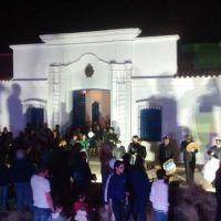 Inauguraron la r�plica de la Casa de Tucum�n en La Punta