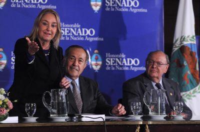 Recordaron en el Senado de la Nación a los Héroes Puntanos de la Independencia
