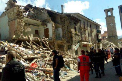 El Vaticano env�a socorristas a la zona del terremoto en Italia