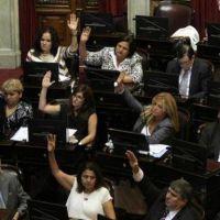 Senadoras riojanas salieron a �bancar� a Cristina K
