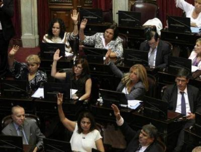 Senadoras riojanas salieron a 'bancar' a Cristina K