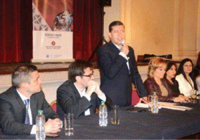 La provincia recibi� los resultados del plan de evaluaci�n del BM