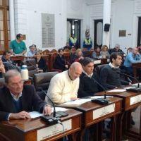 Agresiones contra Macri y Vidal, un tema que �se col� en la sesi�n del Concejo