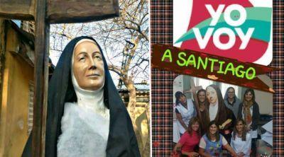 Miles asistirán a beatificación de Mama Antula en Argentina