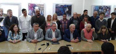 El massismo también se unificó en Avellaneda