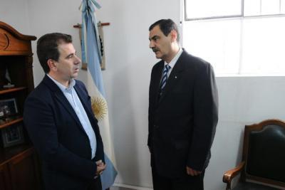 Ritondo se reuni� con el juez que investigaba las agresiones contra Macri y Vidal