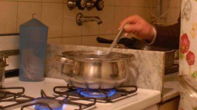 La semana pr�xima inician refacturaci�n a m�s de 68 mil usuarios de gas locales