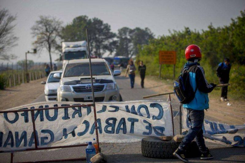 El conflicto en Tabacal está en su etapa más caliente