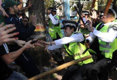 Confirman el sobreseimiento de Vidal por la represión en el Borda