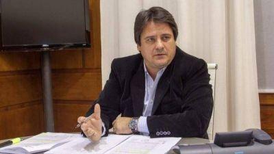 Reuni�n clave entre el ministro Gaido y el intendente Quiroga