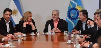 Das Neves asegura que Naci�n tiene obras proyectadas y asignadas para Chubut