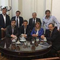 Referentes de Tierra del Fuego se reunieron con dirigentes radicales nacionales