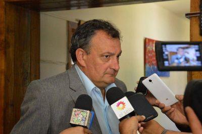 Gennuso en Buenos Aires por gestiones ante Naci�n