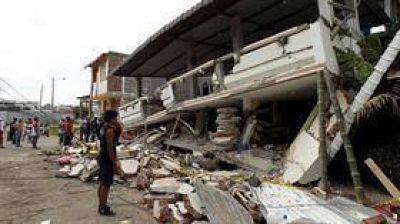 Un sismo de 5,2 grados vuelve a sacudir Ecuador