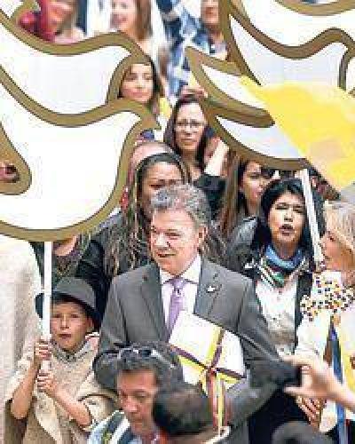 Colombia le da una oportunidad a la paz