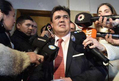 Piden juicio político al fiscal Guillermo Marijuan por