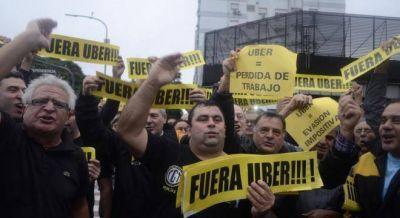 La Justicia le prohíbe a Rapipago y Pagofacil que operen con UBER